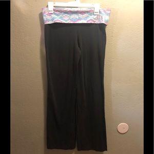 Pink Victoria's Secret Large yoga pant
